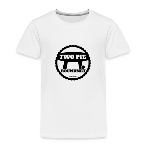 Two_Pie_Logo - Kids' Premium T-Shirt