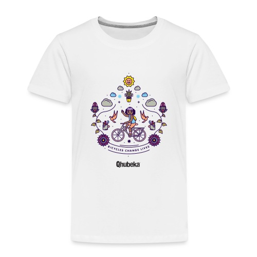 Illustration Colour Sim - Kids' Premium T-Shirt