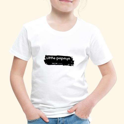 LITTLE PAPAYA - Camiseta premium niño