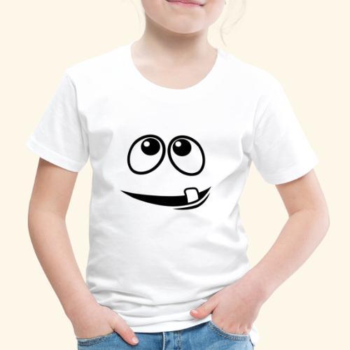 face2 - Maglietta Premium per bambini