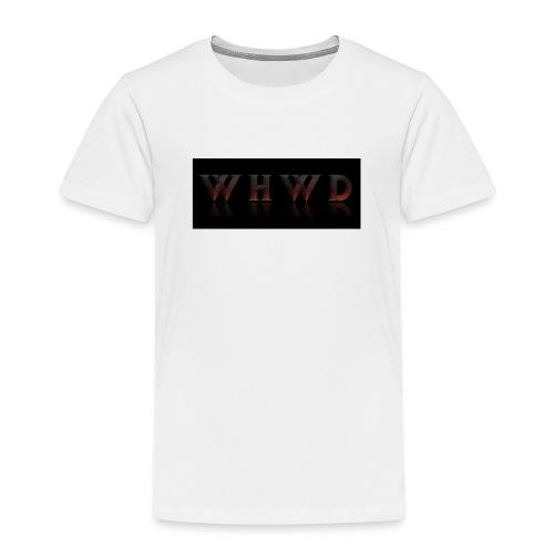 WHWD - Premium T-skjorte for barn