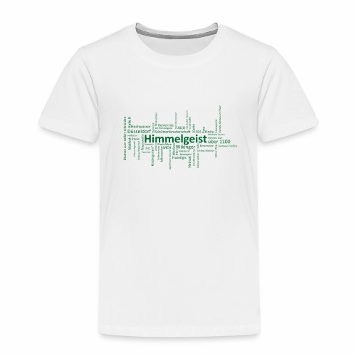 Standard Shirt grün - Kinder Premium T-Shirt