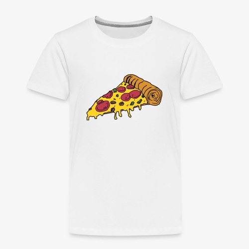 Brandon-B- PIZZA NIGHT - Kids' Premium T-Shirt