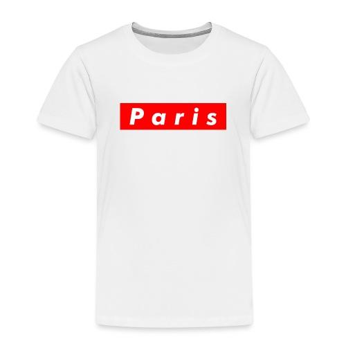 Paris - Koszulka dziecięca Premium
