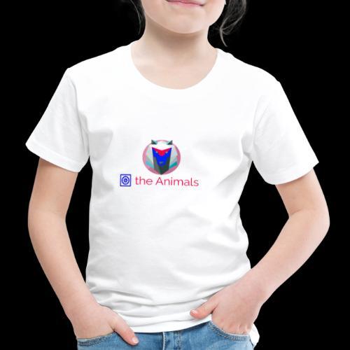 Safe the Animals Kollektion - Kids' Premium T-Shirt
