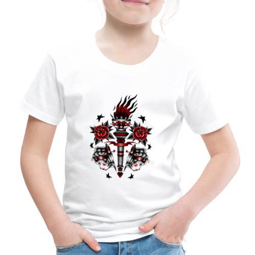 TAMES SB.CLICK/TH CLAN X iorestoacasaArtistiUniti - Maglietta Premium per bambini