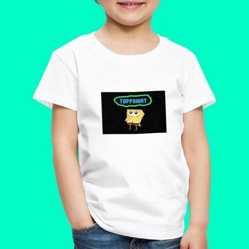 Topsight - Premium-T-shirt barn
