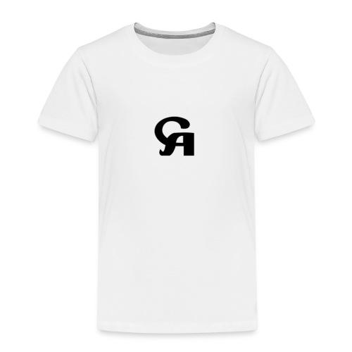 c-v logo - Kids' Premium T-Shirt