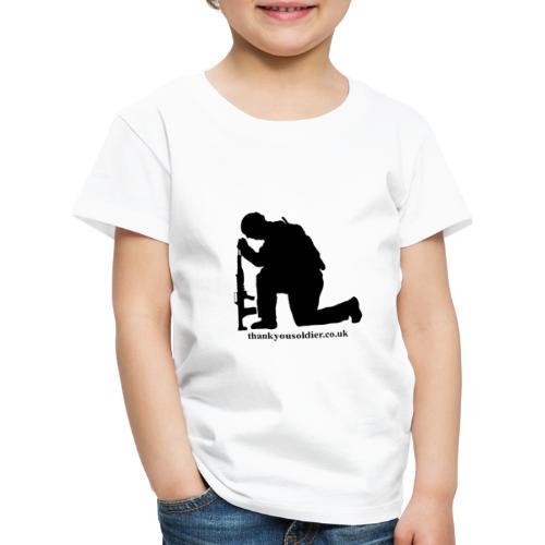 BLKUK Soldier - Kids' Premium T-Shirt