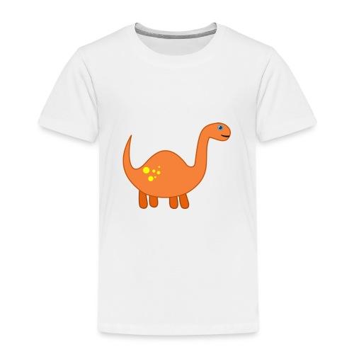 Tee shirt enfant dinausore - T-shirt Premium Enfant