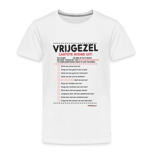 Laatste avond uit vrouw - Kinderen Premium T-shirt