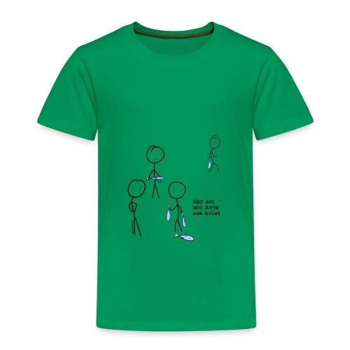har sei png - Premium T-skjorte for barn