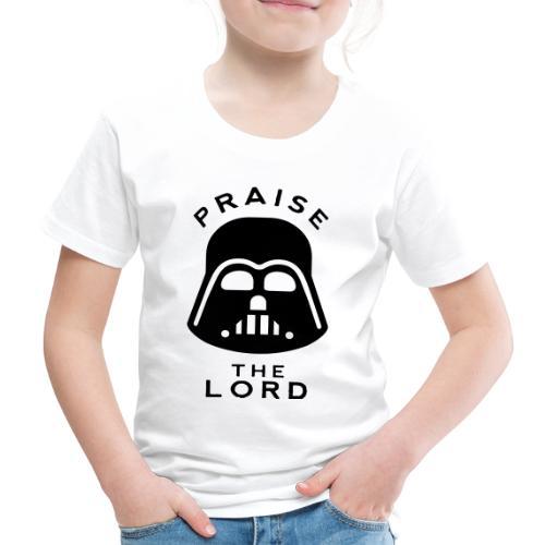 PRAISE THE LORD - Kids' Premium T-Shirt