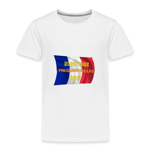 ELECTIONS 2017 - T-shirt Premium Enfant