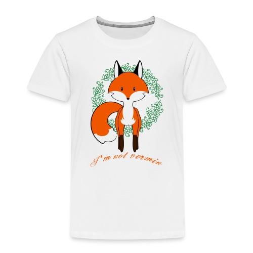 Red Fox - T-shirt Premium Enfant