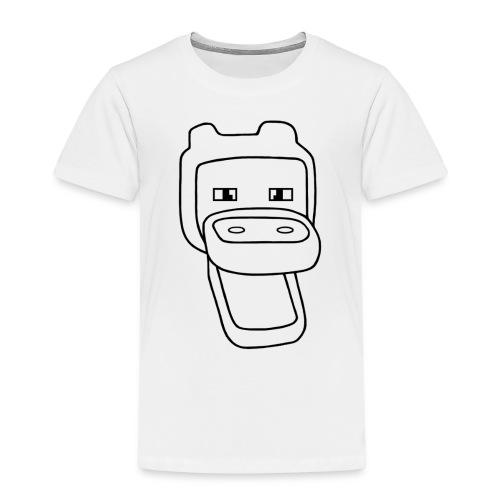 Block League official - Kinderen Premium T-shirt