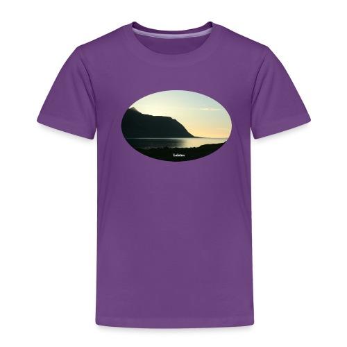 sol_7446a - Premium T-skjorte for barn