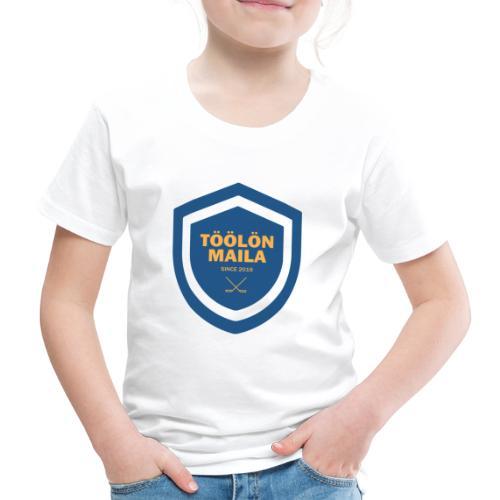 Töölön Maila - Lasten premium t-paita