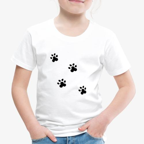 cat - Koszulka dziecięca Premium