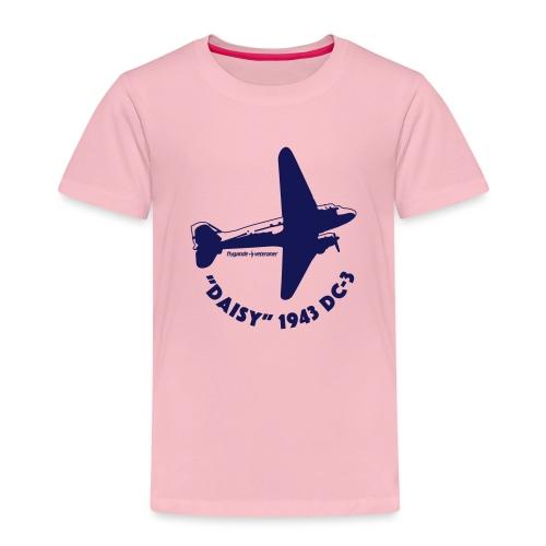 Daisy Flyover 1 - Premium-T-shirt barn