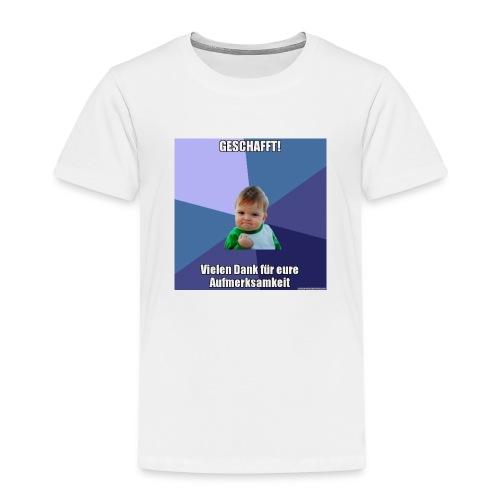 Vortrag - Kinder Premium T-Shirt