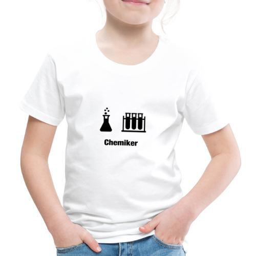 Chemiker - Kinder Premium T-Shirt