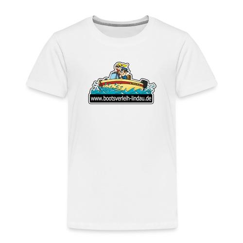 bootsverleih lindau - Kinder Premium T-Shirt