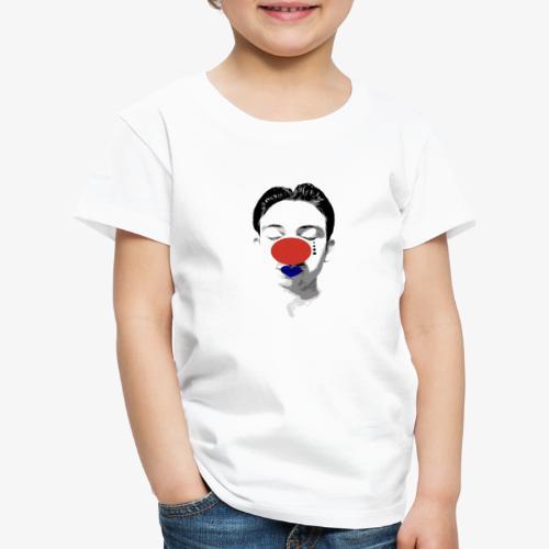 Klovn - Premium T-skjorte for barn
