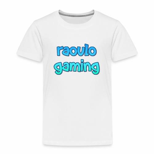 Kinder colectie raoulo gaming - Kinderen Premium T-shirt