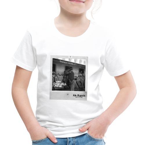 ZETAL BLACK HAND X iorestoacasaArtistiUniti - Maglietta Premium per bambini