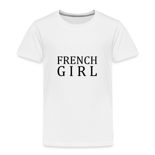 Vêtements - FrenchGirl - T-shirt Premium Enfant