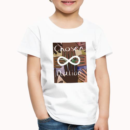 Chosen nation - Kinderen Premium T-shirt
