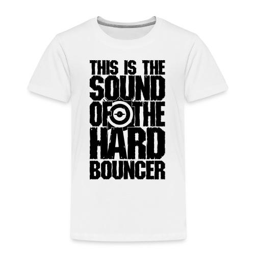 hardbouncer shirt - Kinderen Premium T-shirt
