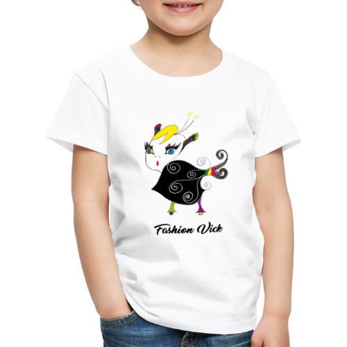 Fashion Vick - T-shirt Premium Enfant