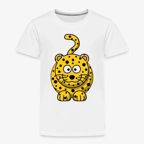 leopard - Maglietta Premium per bambini