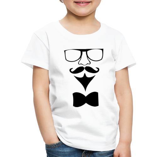beard_2 - Kinder Premium T-Shirt