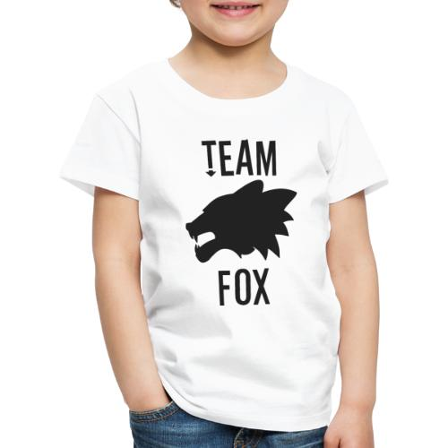 Team Fuchs - Kinder Premium T-Shirt