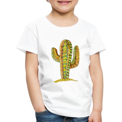 Le cactus - T-shirt Premium Enfant