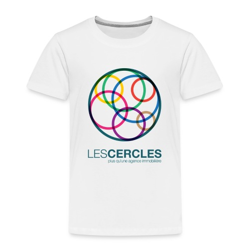 LESCERCLES 2019 Colour - Kids' Premium T-Shirt