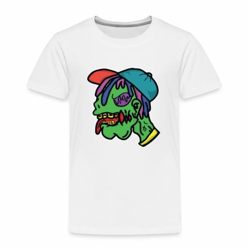 Monsta official logo - Kids' Premium T-Shirt