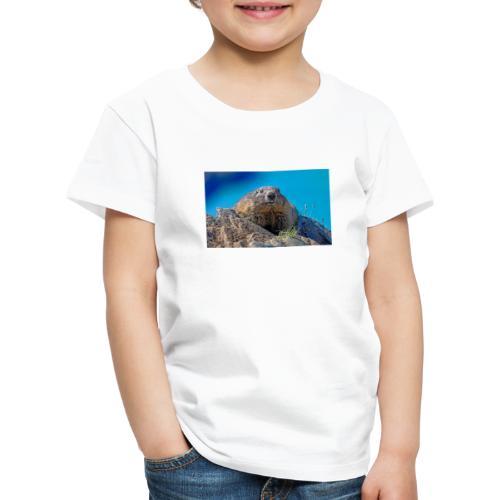 Murmeltier - Kinder Premium T-Shirt