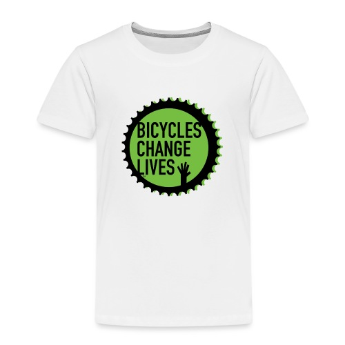 BCL Green Cog - Kids' Premium T-Shirt