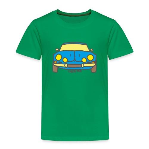 Voiture ancienne mythique française - T-shirt Premium Enfant