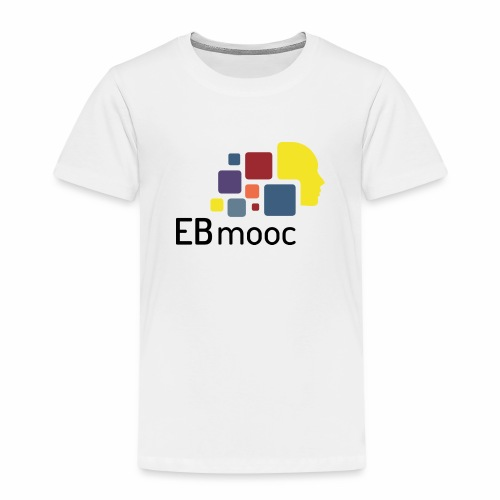 EBmooc Logo - Kinder Premium T-Shirt
