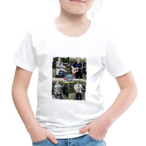 Rabalder - Band Members Colors - Børne premium T-shirt