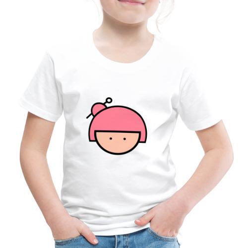 Onkel Svanhild Logo - Premium T-skjorte for barn