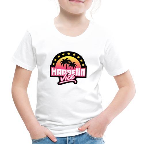 00421 Marbella vice - Camiseta premium niño
