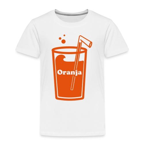 Oranja - Kinderen Premium T-shirt
