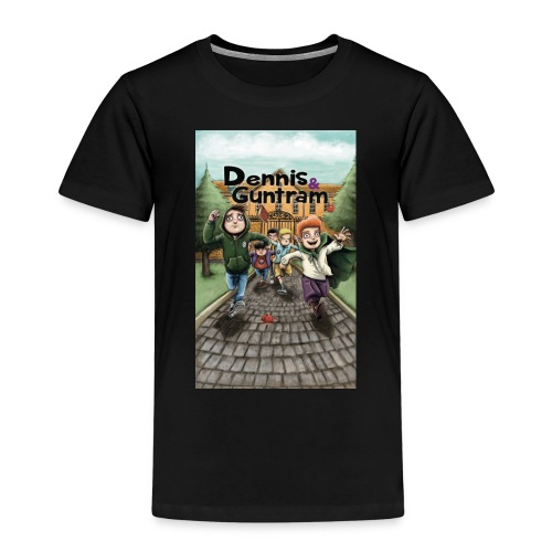 DuG-Band1-Kurztitel - Kinder Premium T-Shirt