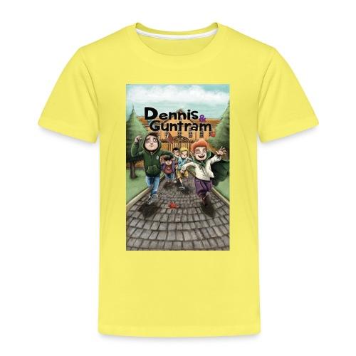 DuG-Band1-Kurztitel - Kinder Premium T-Shirt